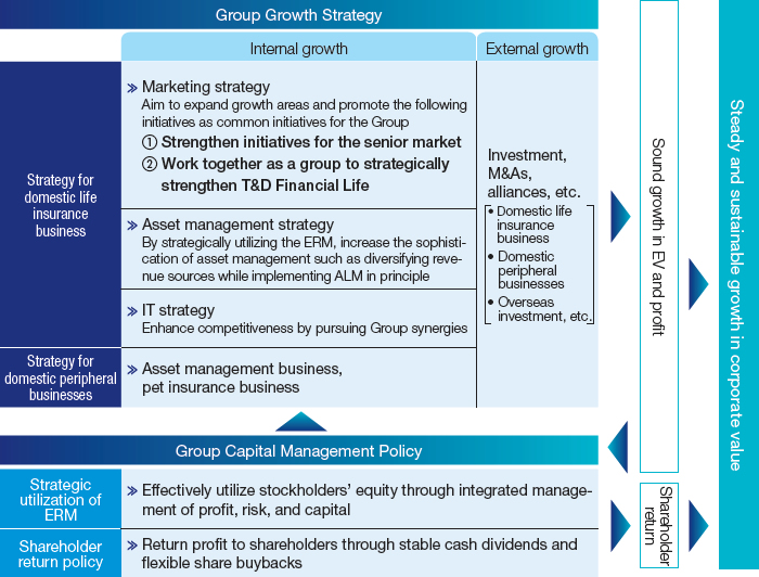 Overall Schematic of the Current Medium-Term Management Plan ...
